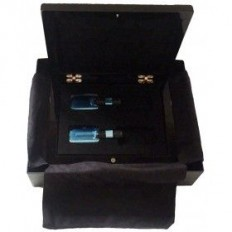 Bespoke Rolls-Royce Key Presentation Box in Piano Black with 2 Key Fobs | ACCESSORIES | Pinterest
