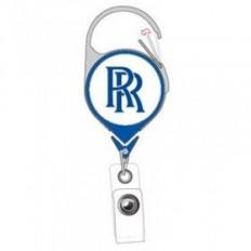 Rolls-Royce Retractable Badge Holder | ACCESSORIES | Pinterest