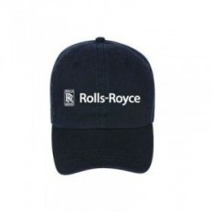 Rolls-Royce Brushed Twill Navy Cap | ACCESSORIES | Pinterest