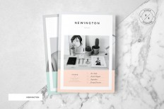 30+ Attractive and Popular Brochure Templates | TheGeekZum