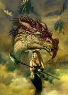 frank frazetta dragon - Pesquisa Google