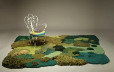 Stuck Inside? These Rugs Bring A Lush Forest Floor Into Your Home | Co.Design | business + design