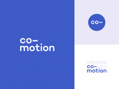 Co-motion Brand Board by Jon McClure on Inspirationde