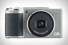 Ricoh GR II Silver Edition Camera | Uncrate
