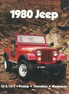 1980 Jeep CJ-7 Renegade on Inspirationde