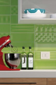 Tiles Inspired by the Pop Art of Roy Lichtenstein - Design Milk