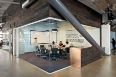 dropbox san francisco office by boor bridges + geremia design on Inspirationde