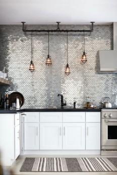 Décor do dia: cozinha metálica - Casa Vogue | Décor do dia