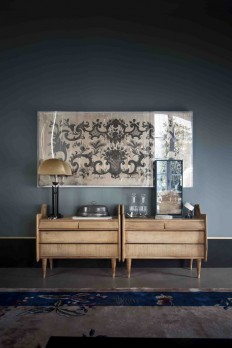 15 ideias para adotar as paredes escuras - Casa Vogue | Ambientes