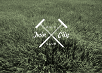 Designspiration — Twin Cities Polo Club Logo