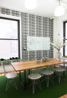 A Fun NYC Office Inspired by the Flatiron District - Design Milk