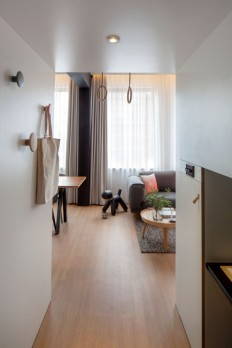 Apartment Hotel for Traveling Professionals - Design Milk