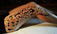 Mind-Boggling 3-D Tattoo on Inspirationde