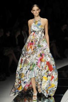 tout mode — Versace F/W 2009