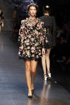 tout mode — Dolce & Gabbana spring 2014