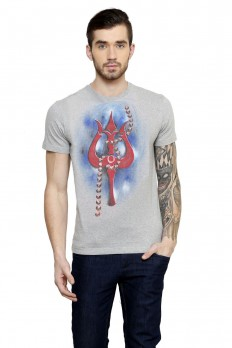 Hand-painted Virtue of Trident T-shirt – Rang Rage