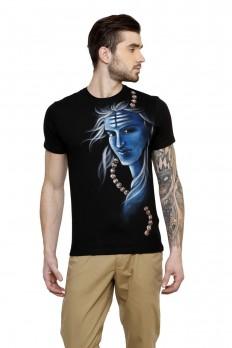 Hand-painted Heroic Shiva T-shirt – Rang Rage