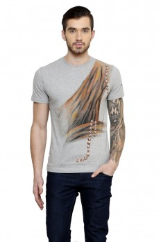Hand-painted Drapes of Shiva T-shirt – Rang Rage