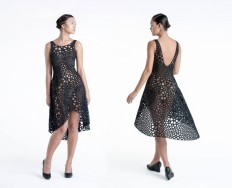 Kinematics Dress now on display at MoMA | Nervous System blog