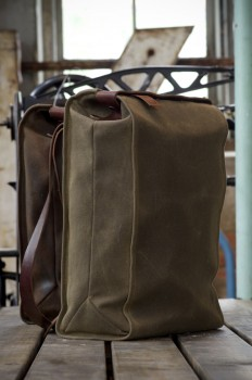 Review of the first bags made | farmersracer