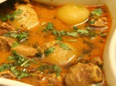 Aloo Gosht (Mutton with Potatoes) Recipe