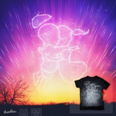 Score cosmo + celeste by chuckpcomics and badbugs_art on Threadless