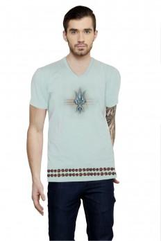 Hand-painted Shiva Instinct T-shirt – Rang Rage