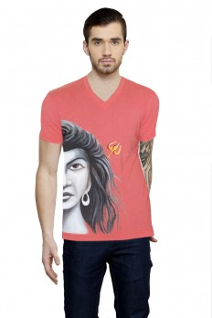 Hand-painted Epic Shiva T-shirt – Rang Rage