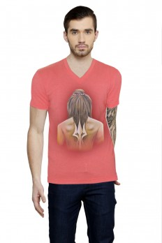 Hand-painted Lure of Shiva T-shirt – Rang Rage