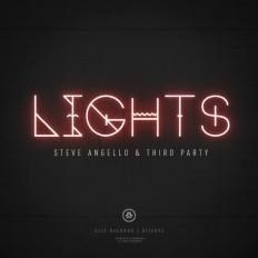 Steve Angello Lights / Album Cover