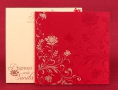 Wedding Invitation - WI1488 Buy Designer Invitations Online | Wedtree | Online Shopping