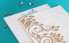 Wedding Invitation - WI1493-A Buy Designer Invitations Online | Wedtree | Online Shopping