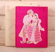 Wedding Invitation - WI1405 Buy Designer Invitations Online | Wedtree | Online Shopping