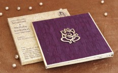 Wedding Invitation - WIMINI-20 Buy Designer Invitations Online | Wedtree | Online Shopping