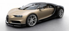The $2.5 Million Bugatti Chiron Comes In Brown And 7 Other Majestic Paint Jobs