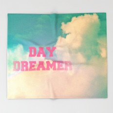 DAY DREAMER Throw Blanket by ALLY COXON | Society6