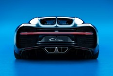 Bugatti Chiron - Car Body Design