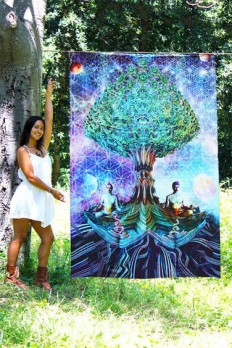 Trippy Tapestries, High Quality trippy tapestries for Sale - Third Eye Tapestries