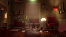 ArtStation - Living Room Studio, Mike Redman