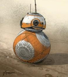 Star Wars: The Force Awakens Concept Art by Christian Alzmann   Concept Art World
