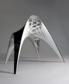 3D-Drucker produziert Designermöbel - 33 3D-gedruckte Möbelstücke