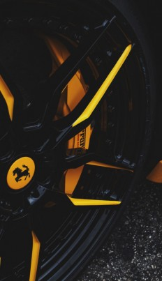 Wheels Boutique – Black And Yellow On Inspirationde