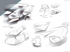 Sketch Storm - OFFICIAL: BMW Vision Next 100 Concept Exterior...
