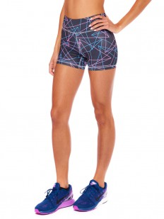 Linear Obsession Shorts