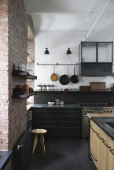 A Rugged, Rustic NYC Loft by Matt Bear of Union Studio: Remodelista
