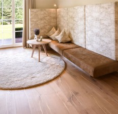 Solid Wood Flooring Trends – Colors, Textures and Designs - InteriorZine
