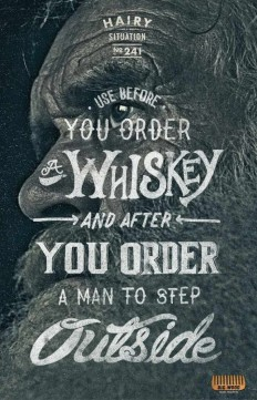 Big Wood Beard Combs: Whiskey On Inspirationde