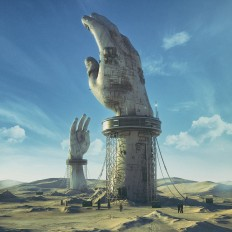 Incredible Illustrations by Beeple | Abduzeedo Design Inspiration