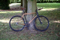 Wooden you want a bike like that?! | Yanko Design