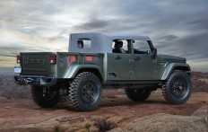 jeep + mopar 75th anniversary concept vehicles